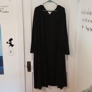 LuLaRoe Black Sarah (Size 3X)